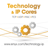 Enyx Technology & IP Cores